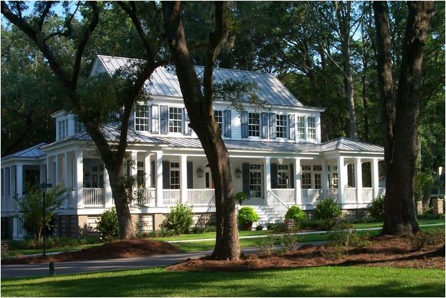 carolina island house traditional exterior