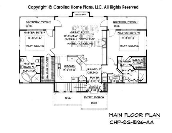 sg 1596 aa small craftsman bungalow houseplan