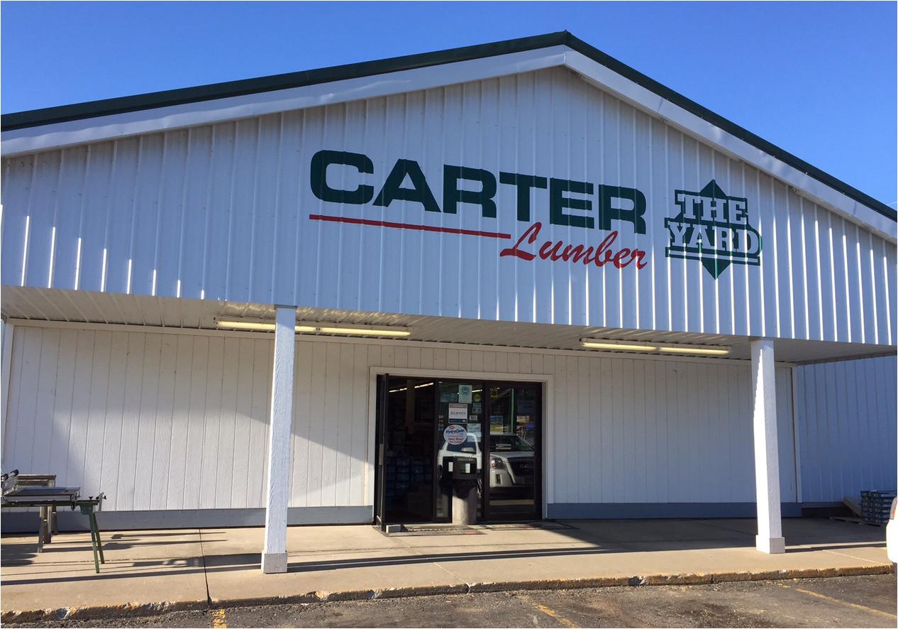 carter lumber home plans