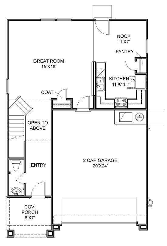 centex floor plans