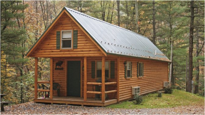 27 beautiful diy cabin plans you can actually build 30