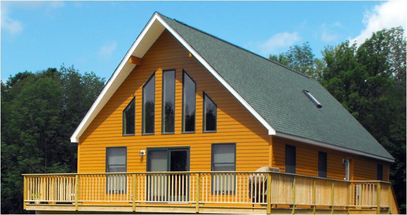 chalet modular home plans