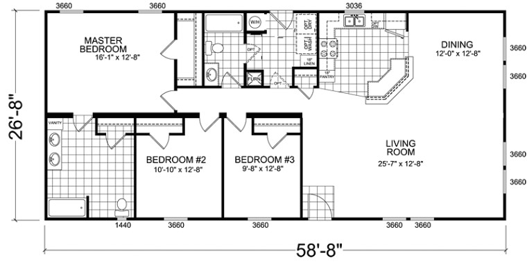 awesome champion mobile home floor plans