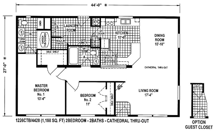 champion double wide mobile home floor plans modern modular home 8