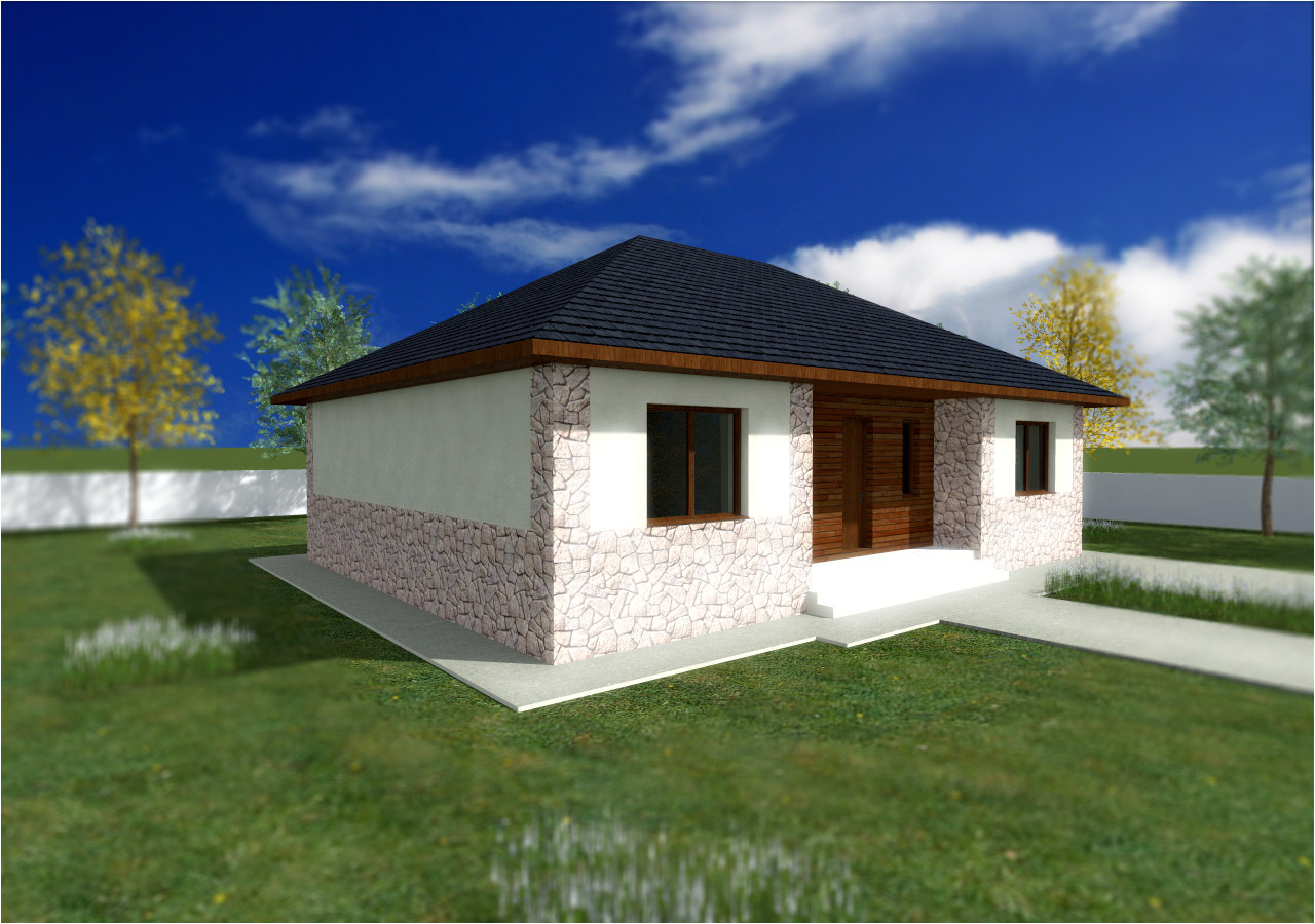 free small bungalow house plans and