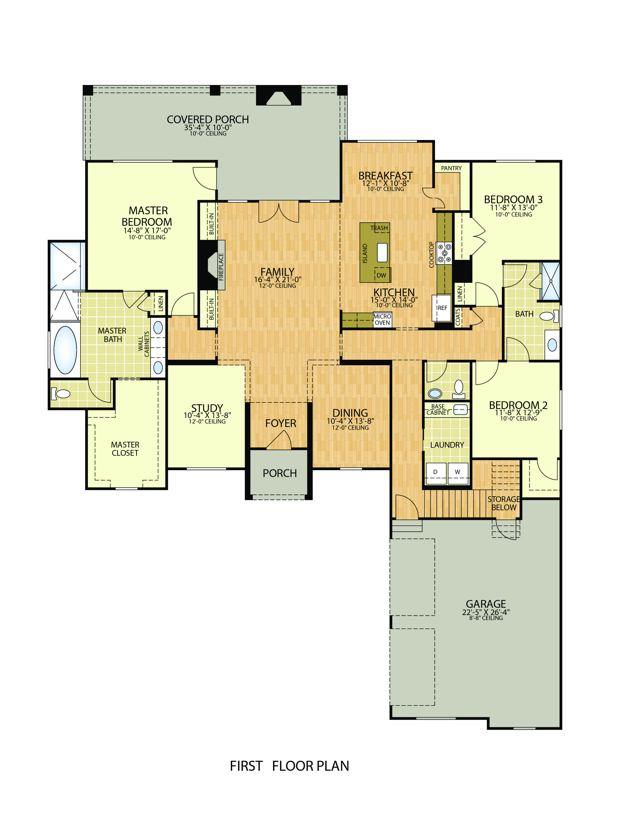 Cherokee Nation Housing Floor Plans 4 Bedroom Cherokee Nation Housing Floor Plans 3 Bedroom