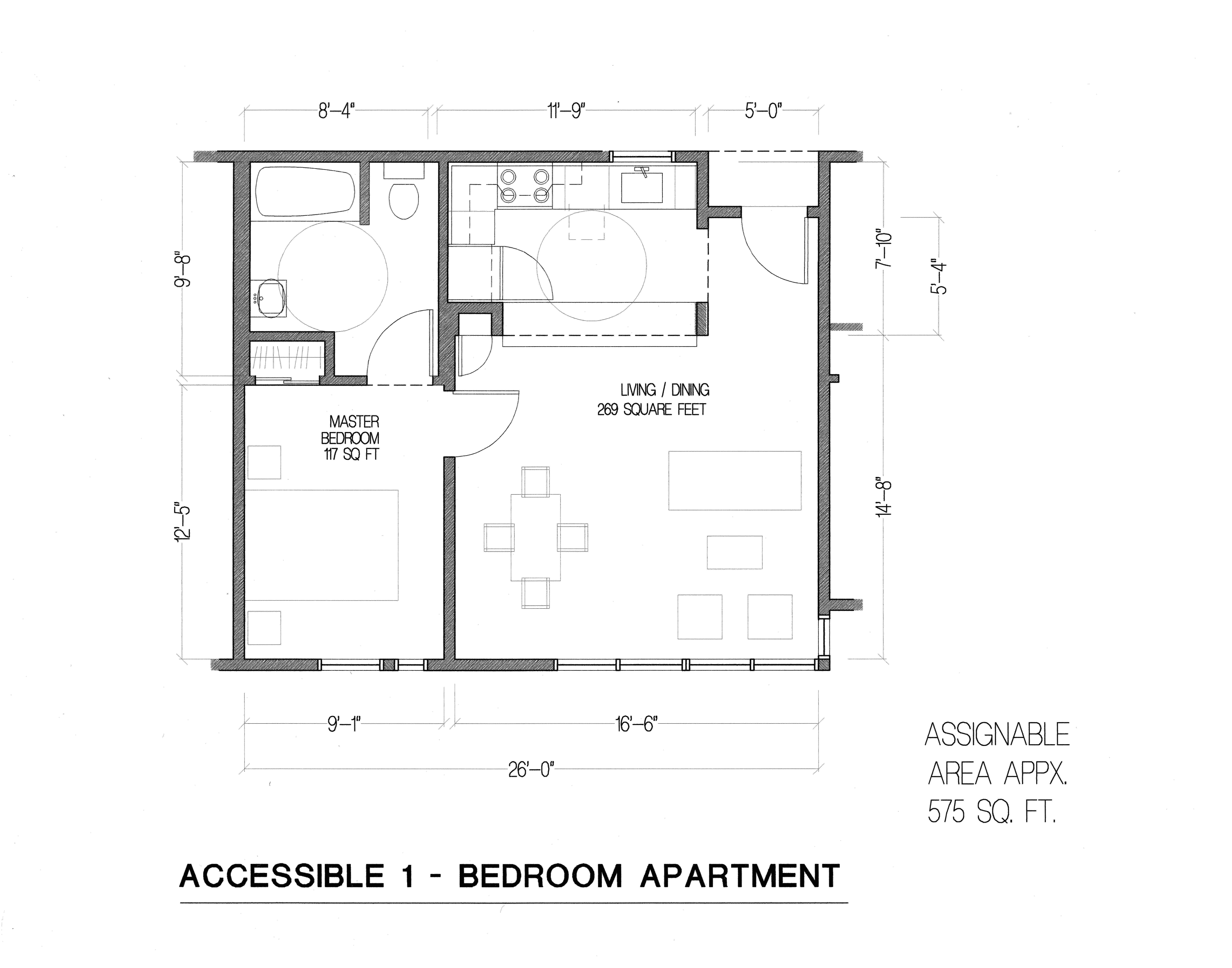 cherokee nation housing floor plans