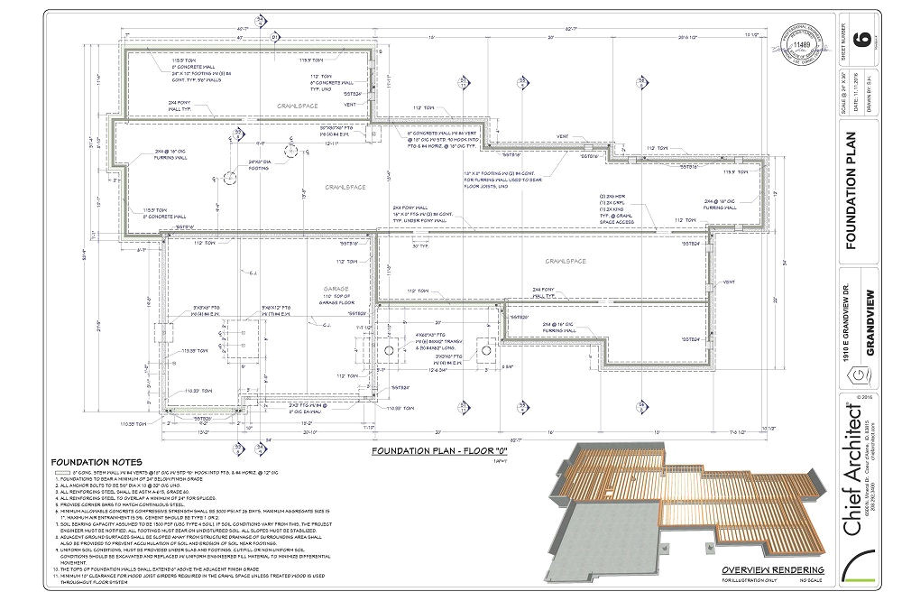 chief architect house plans