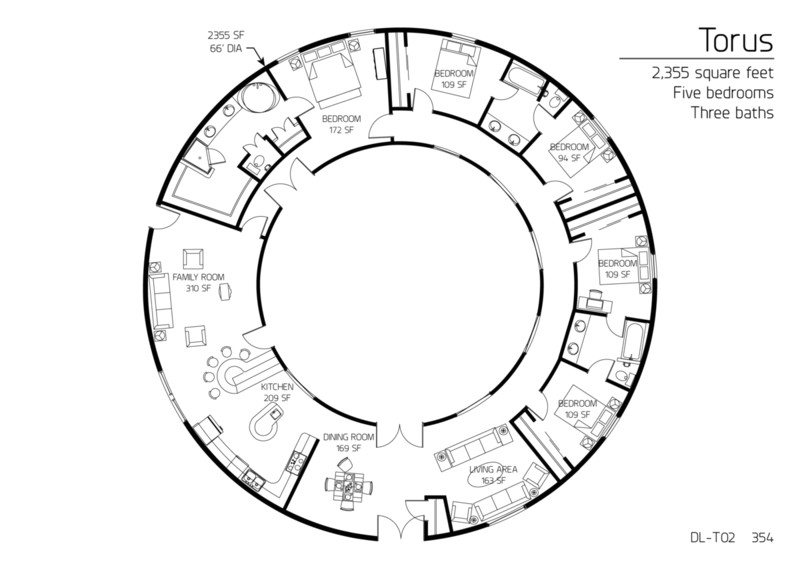 floor plan monolithic dome institute 6