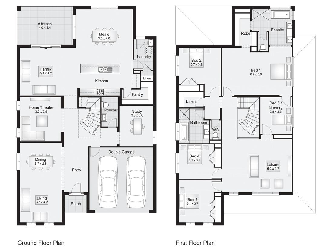 clarendon homes floor plans