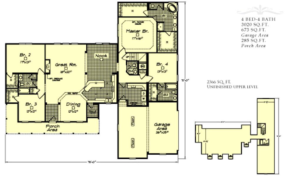 clarendon homes kirribilli floor plan
