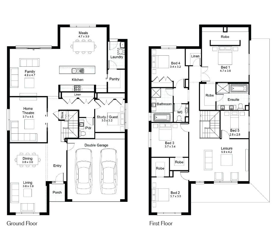 old clarendon homes floor plans