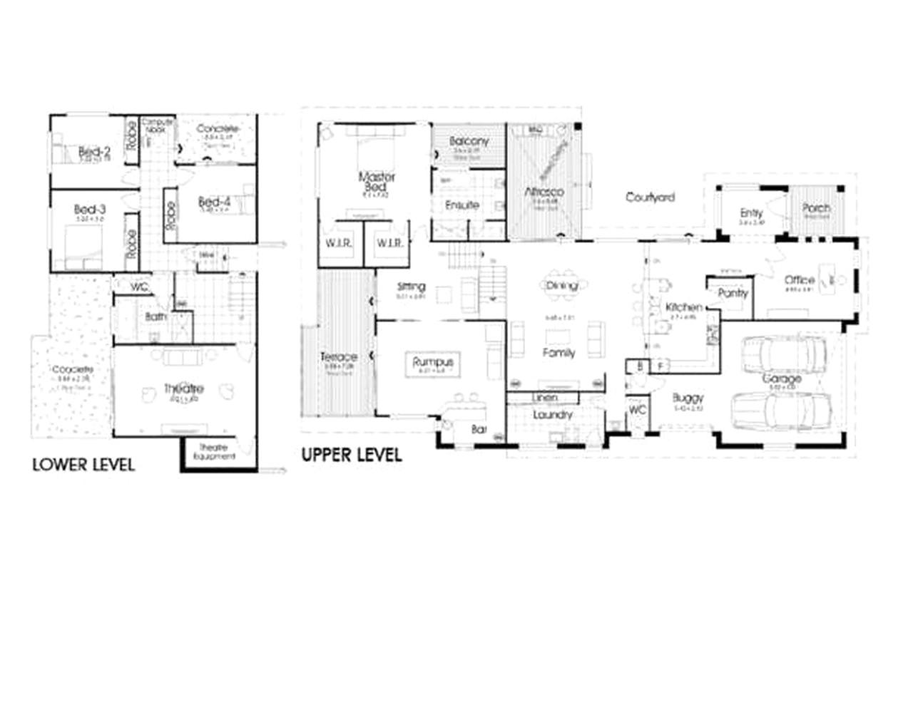 queenslander home plans