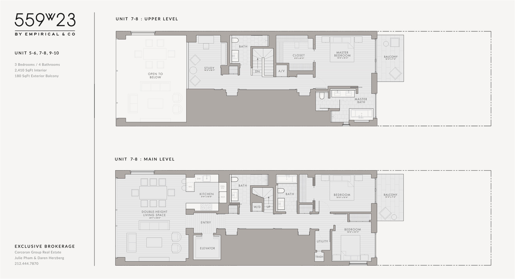 floor plans elevations bringing graphic clarity to complex 14