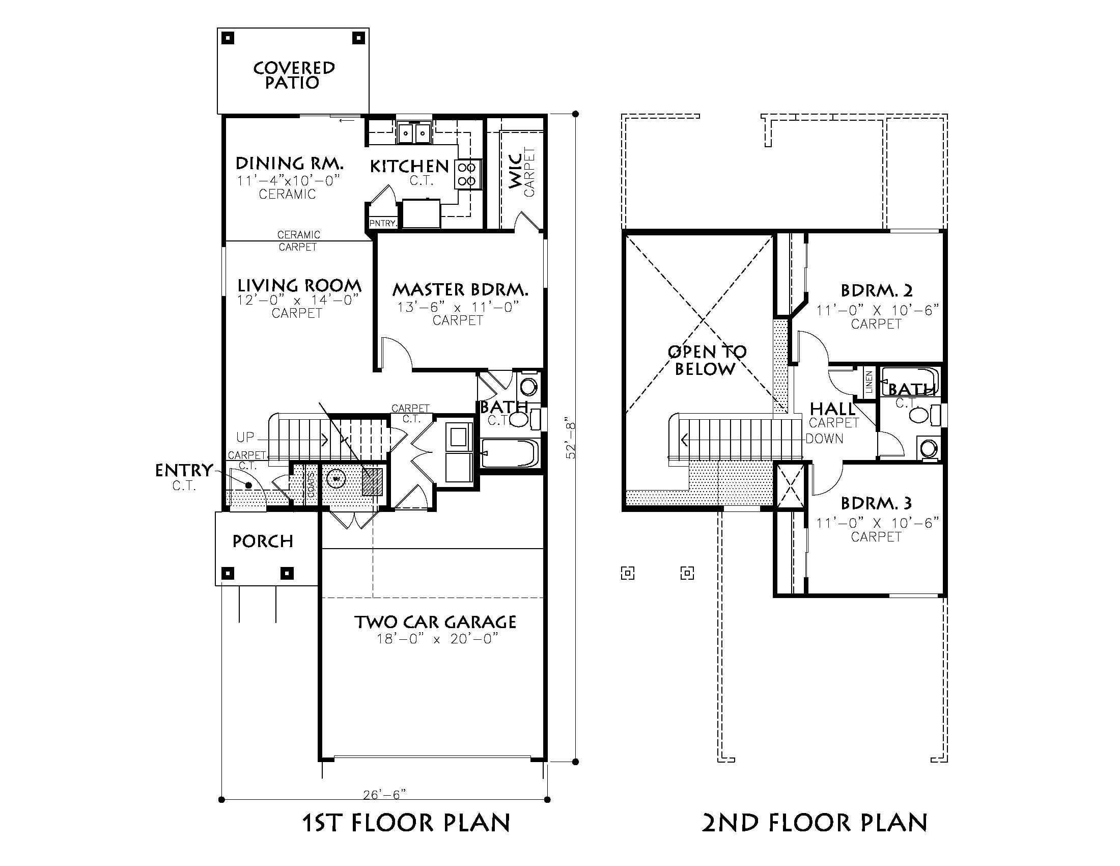 3 design ideas of classic american homes