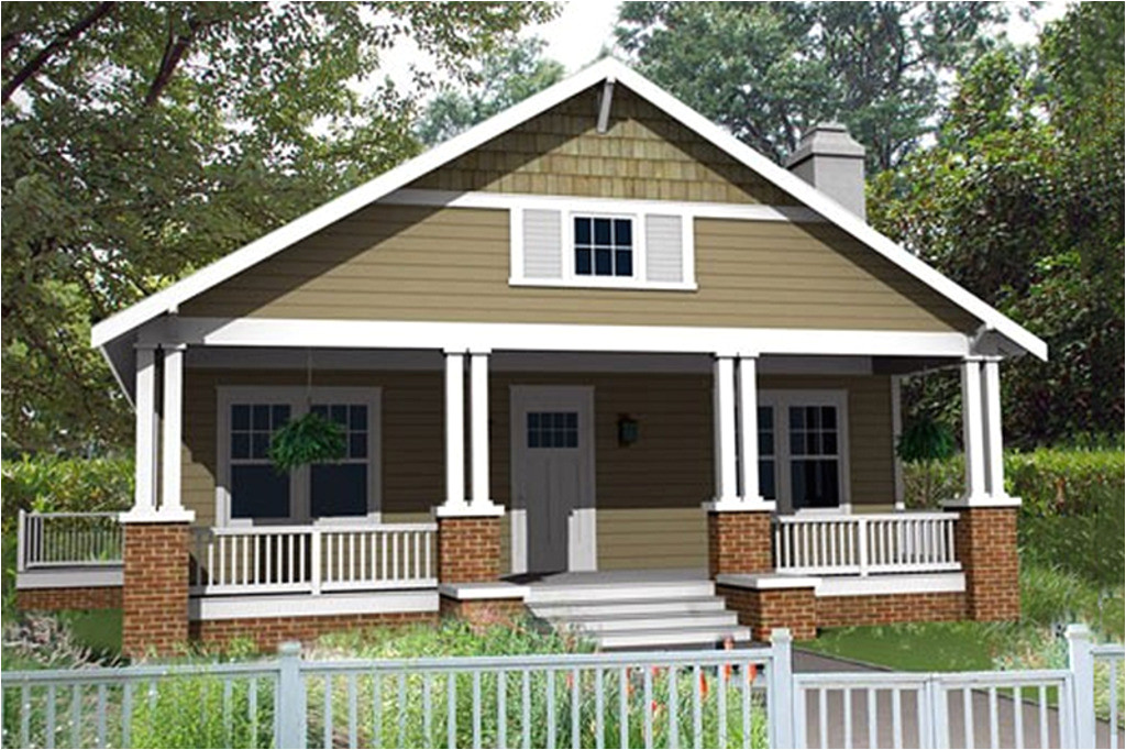 small bungalow classic elevation