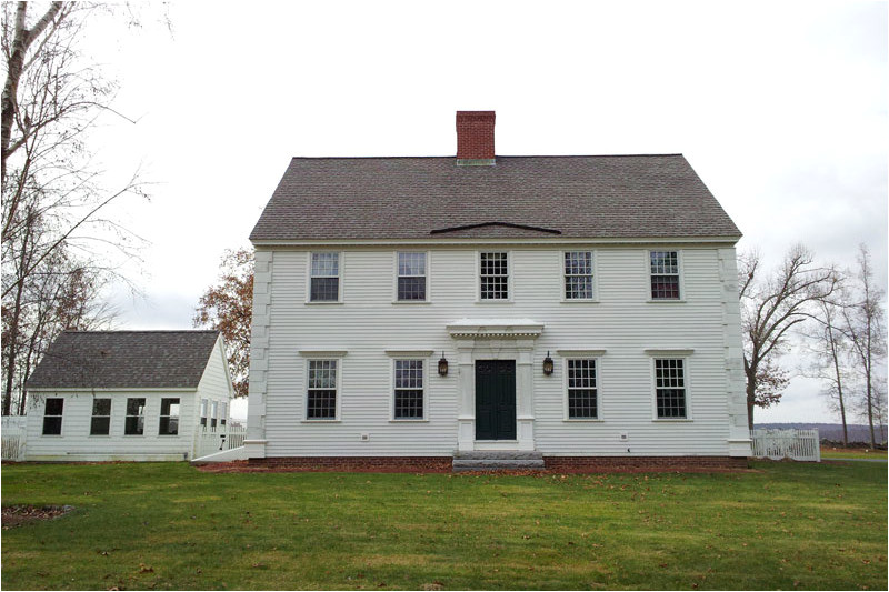 2748 square feet 4 bedrooms 2 5 bathroom colonial house plans 2 garage 36861