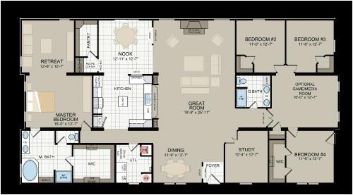 titan homes floor plans