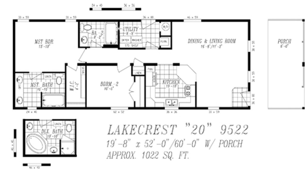 all clayton homes floor plans