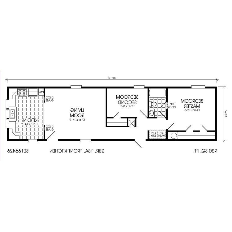 Clayton Single Wide Mobile Homes Floor Plans Clayton Mobile Home Floor Plans Photos
