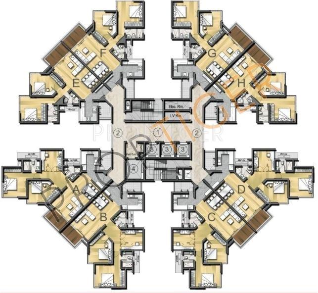 kasturi housing eon homes 502724