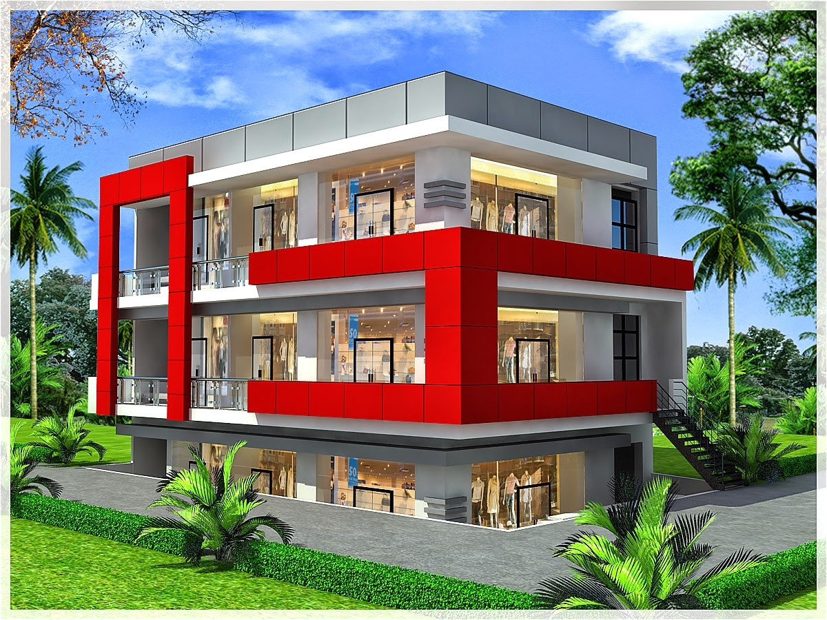 Commercial Home Plans Commercial House Plans Designs