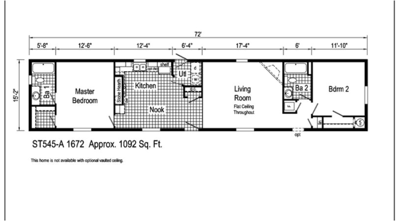 dream commodore homes floor plans 17 photo