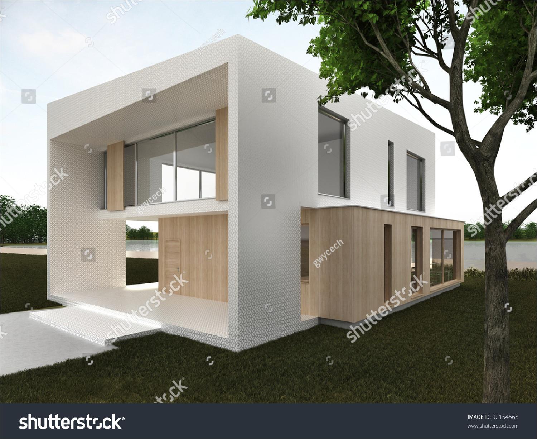 facade moderne miroitee designs
