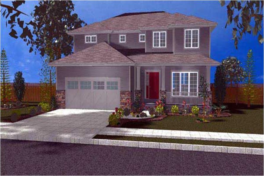 home plan 24761