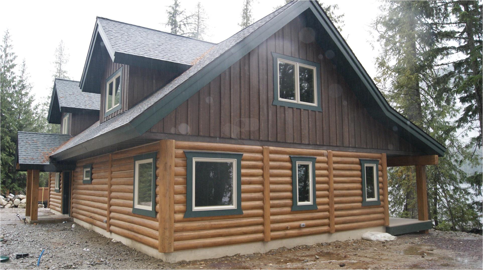 bull lake montana cabin
