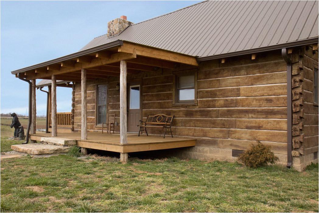 concrete log homes gallery 522551