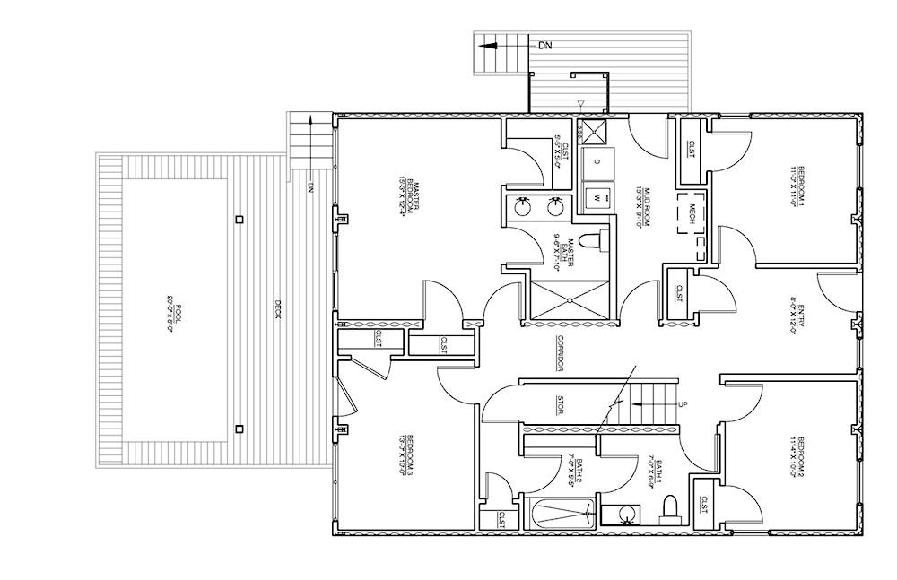 conex floor plans