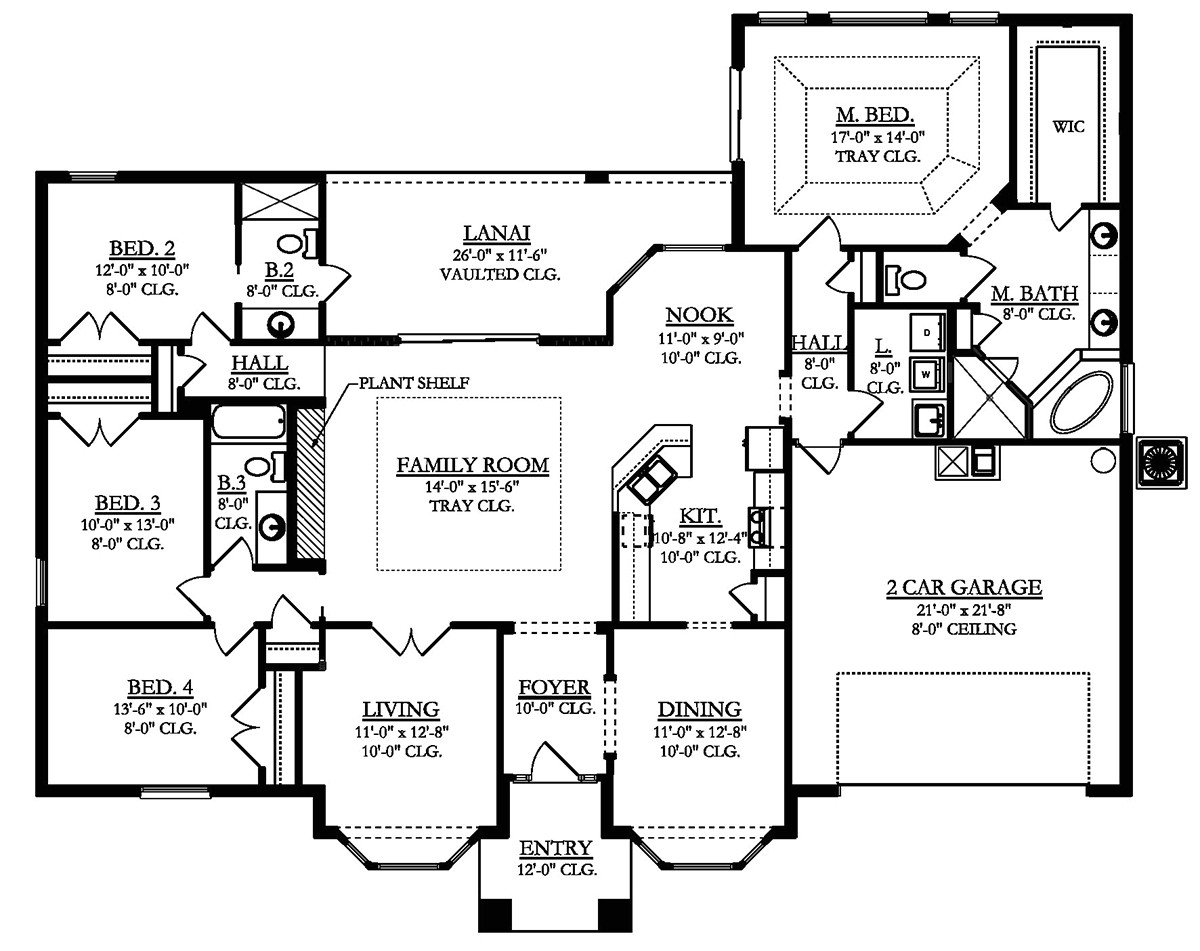emerald house plan
