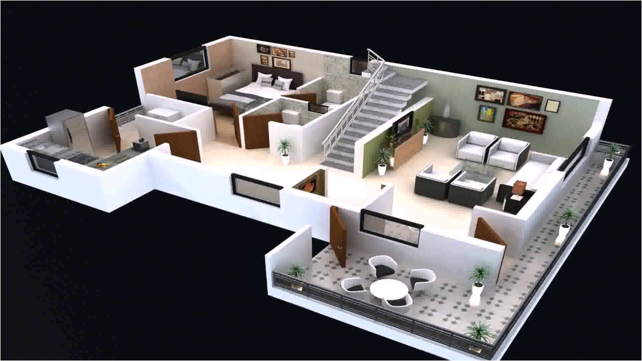 Contemporary Home Design Plans Modern House Design and Floor Plans