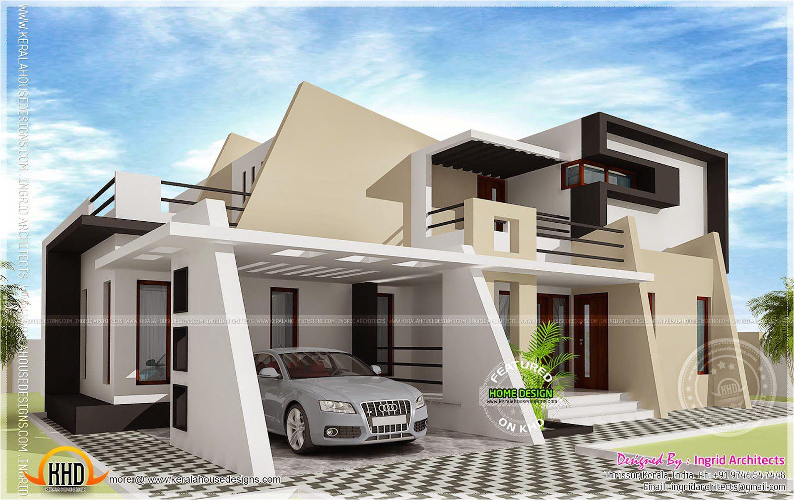 2000 sq ft modern house plans