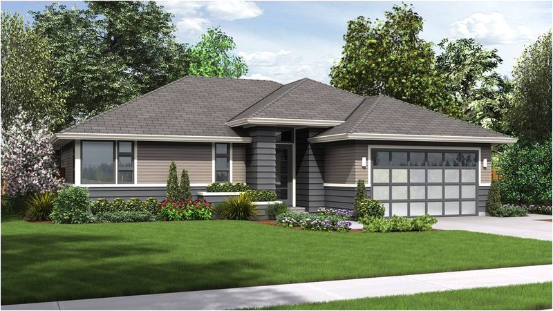 Contemporary Ranch Home Plans 10 Ranch House Plans with A Modern Feel