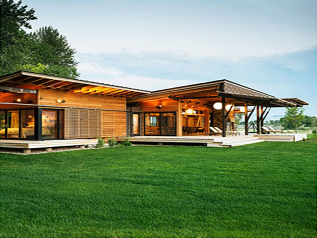 contemporary raised ranch house plans