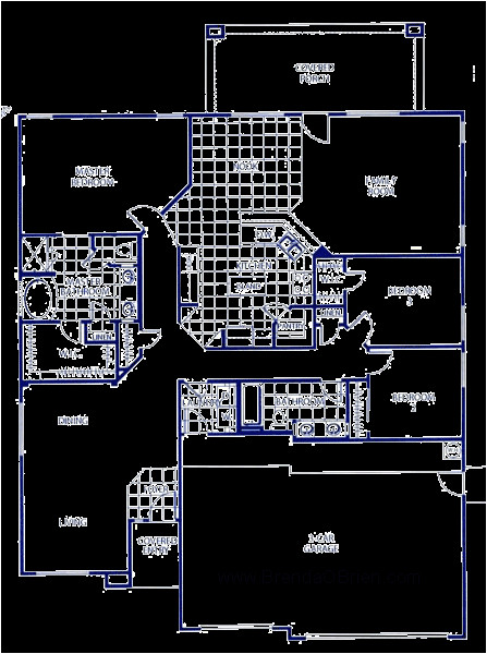 continental homes floor plans arizona lovely preserve at dove mountain floor plan lennar ranier model