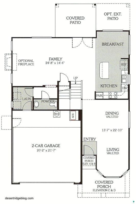 continental homes payson floor plan