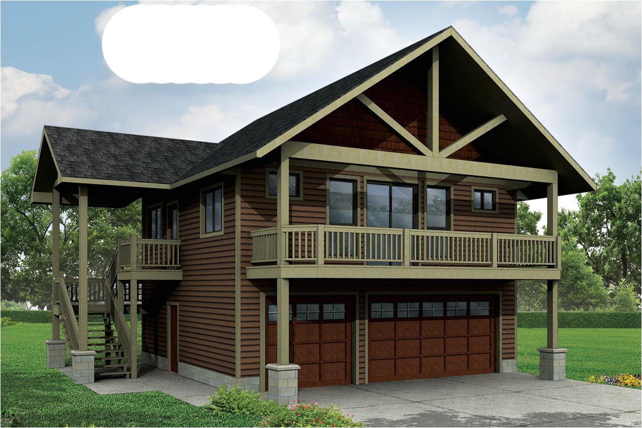 cool house plans garage apartment