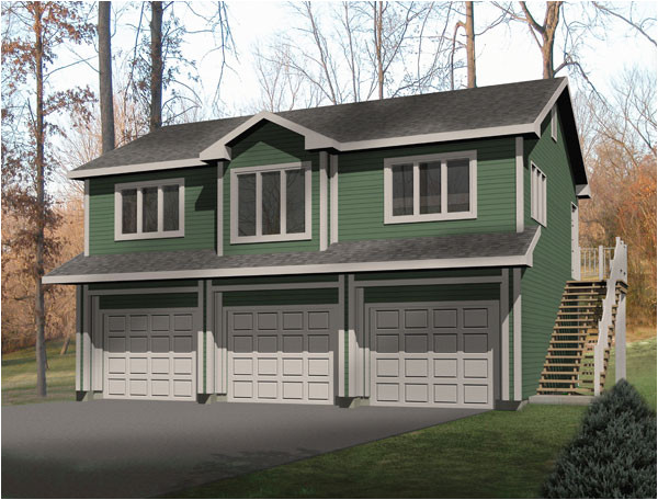 garages with living quarters packages