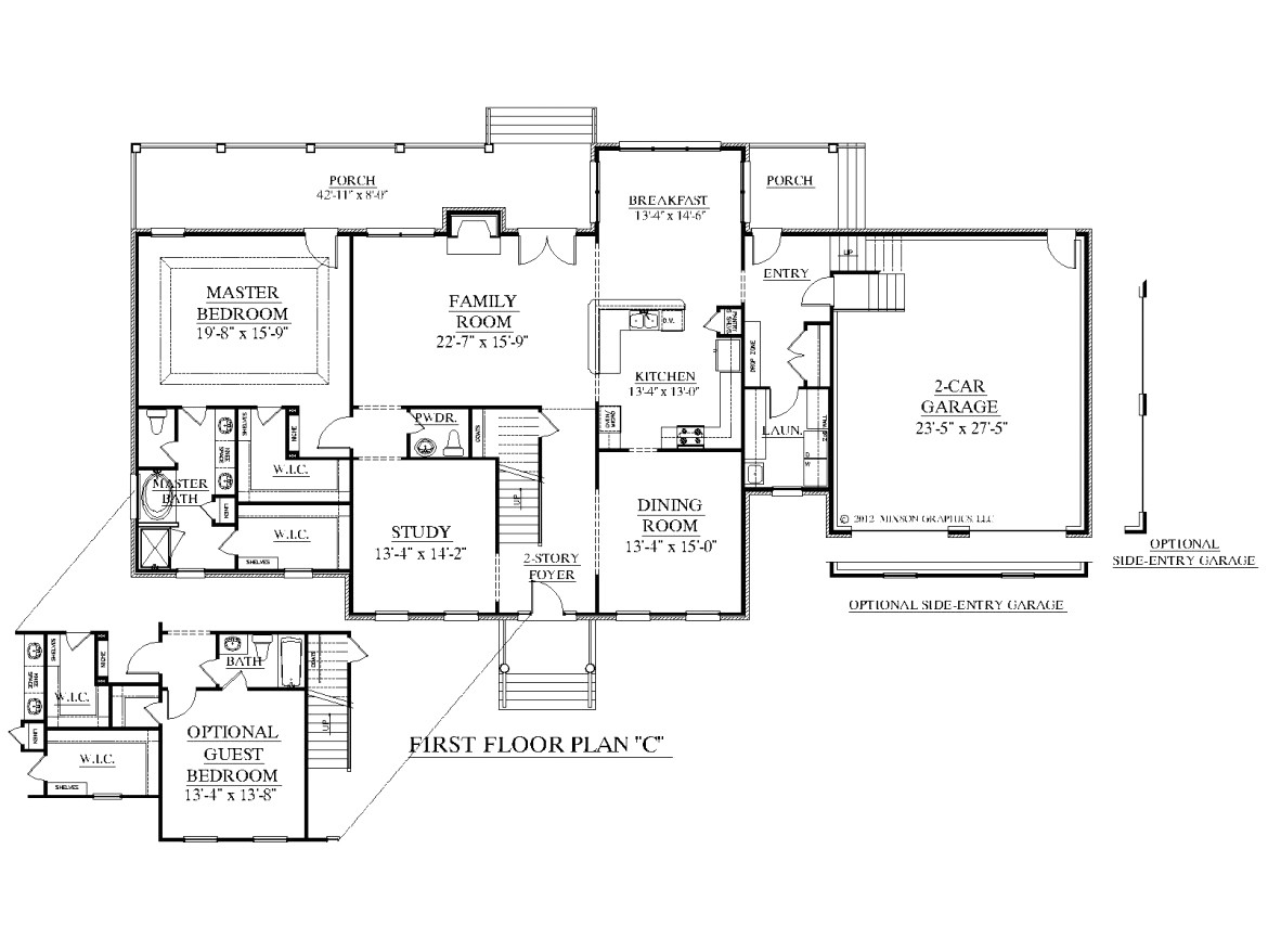 cost effective home floor plans