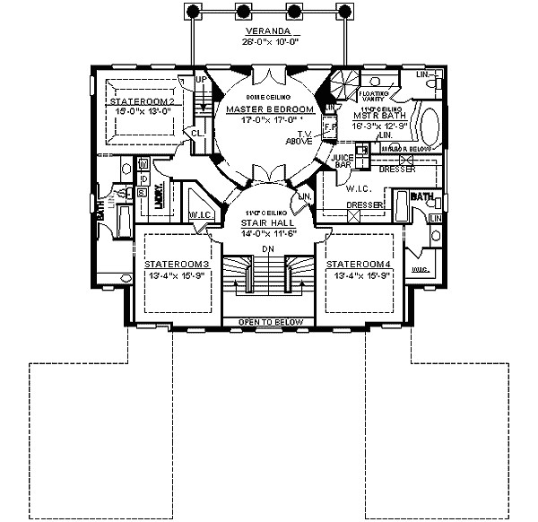 cost effective luxury house plan 12174jl