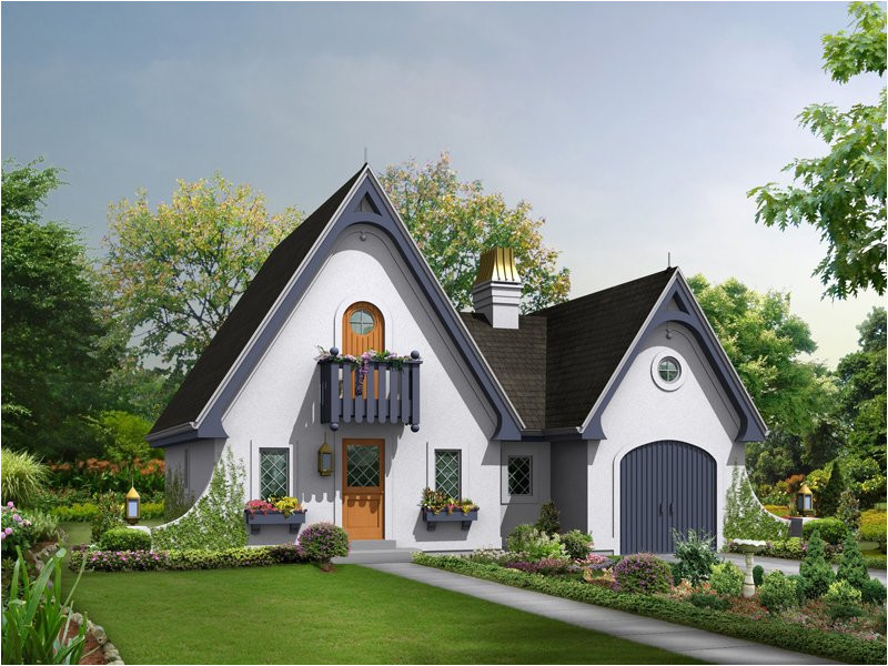 Cotswold Cottage House Plans Cotswold Cottage English Country House Plan Alp 09kh