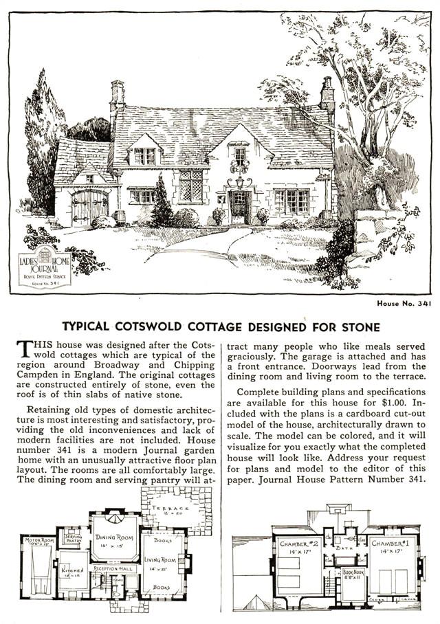 cotswold cottage floor plans