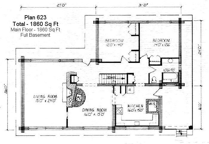 16 beautiful floor plans under 2000 sq ft