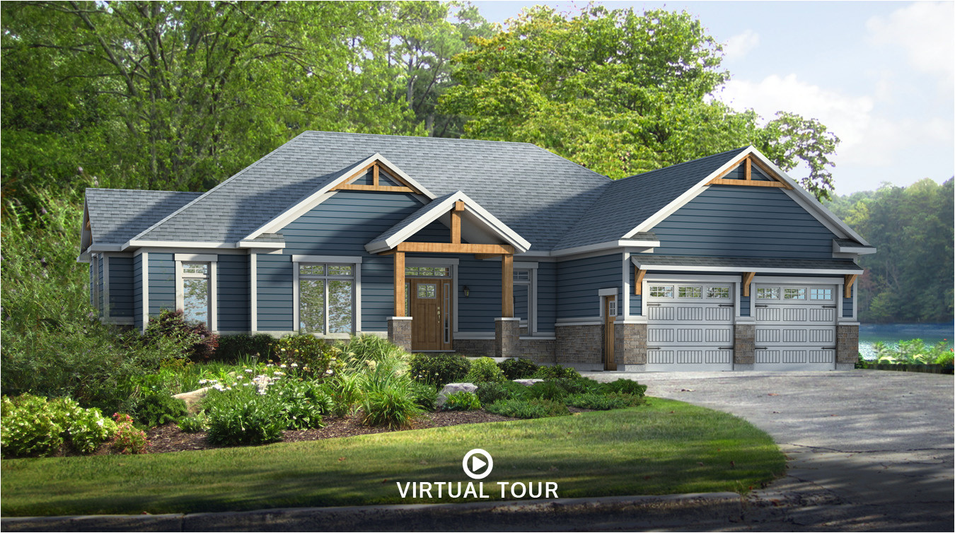 Cottage Plans Home Hardware Beaver Homes and Cottages Chinook