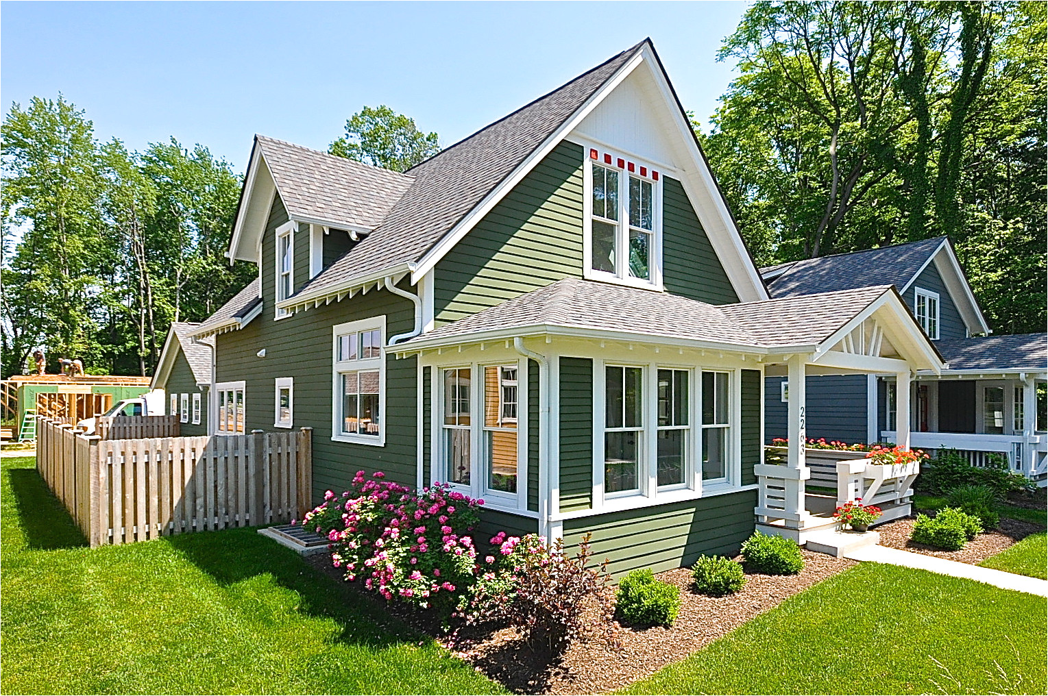 cottage style homes pictures