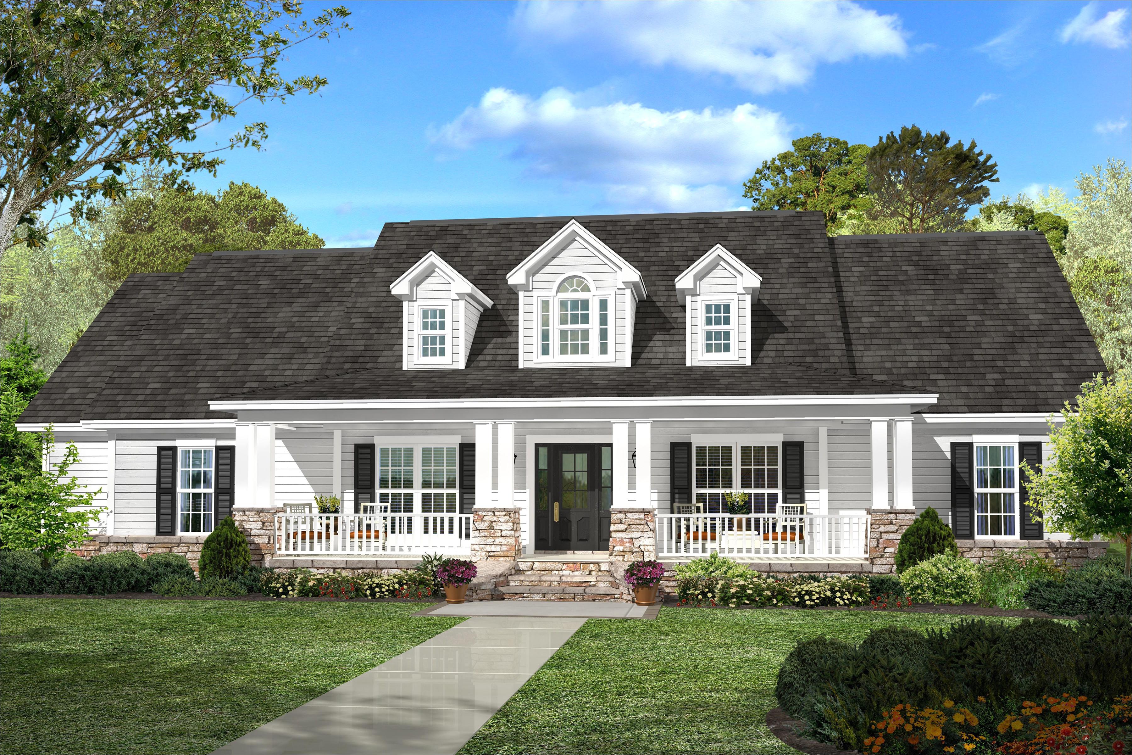 home plan 27183