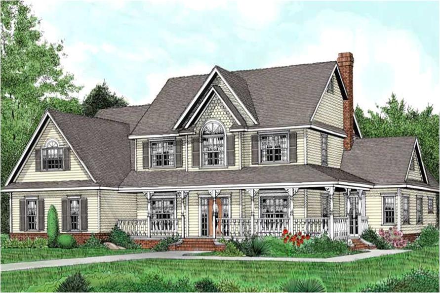 home plan 17004